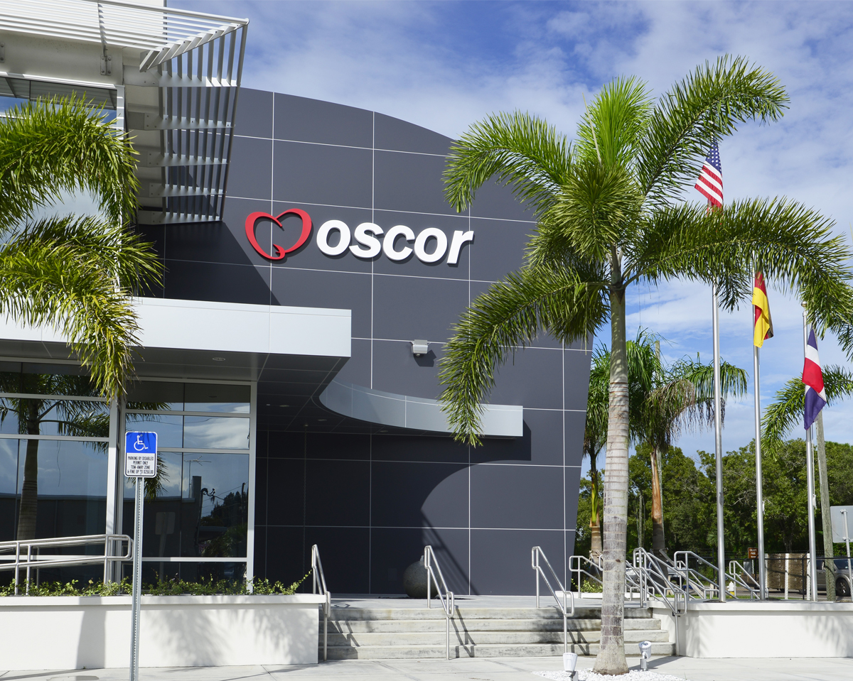 Oscor Facility, Palm Harbor, FL