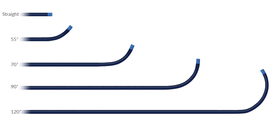 Breezeway Curve Configurations