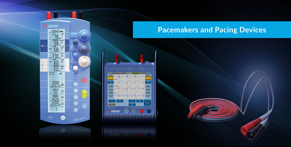 Pacemakers and Pacing Devices