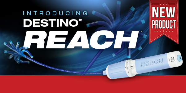 OSCOR LAUNCHES DESTINO REACH