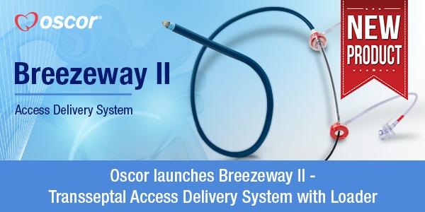 Oscor Launches Breezeway II