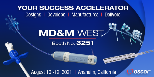Join us at MD&M West!
